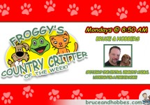 COUNTRY CRITTER OF THE WEEK REVISED 160012
