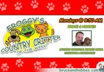 COUNTRY CRITTER OF THE WEEK REVISED 160912