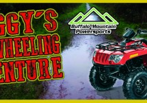 FROGGY'S FOUR WHEELING ADVENTURE - NO CLICK HERE 160423 (2)