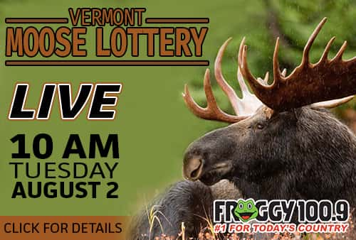 VERMONT MOOSE LOTTERY 160706