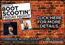 BOOT SCOOTIN' FRIDAY NIGHT WEB BANNER 160803