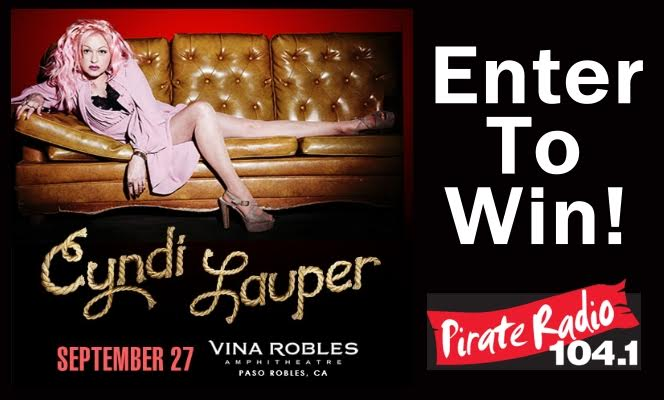 cyndi lauper monthly contest