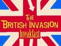 British Invasion Small Banner