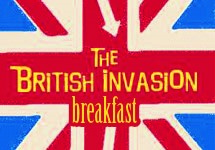 British Invasion Small Banner
