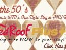 Red Roof Inn Banner