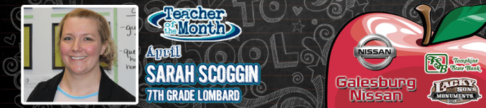 April TotM - Sarah Scoggin Header