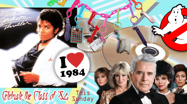 KFM 80s Weekend - Class of 1984 Flipper
