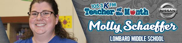November 2016 ToM Molly Schaeffer Header