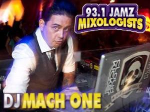 DJ Mach One