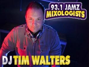 DJ Tim Walters