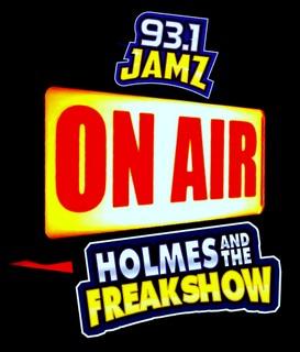 HolmesFreakShowOnAir