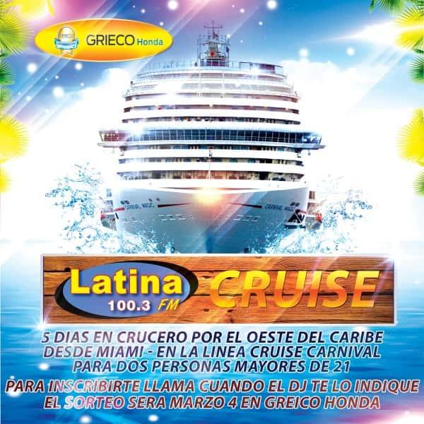 Latina Cruise