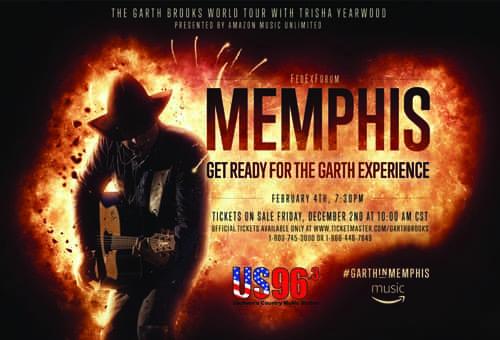 Garth In Memphis!