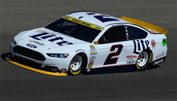 Keselowski-takes-Kansas-pole