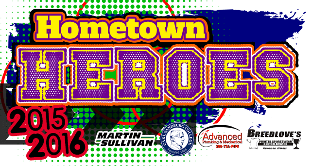 2015-16 Hometown Heroes Flipper