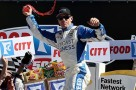 Carl Edwards wins at Bristol