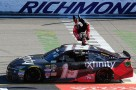 Carl Edwards flips at Richmond