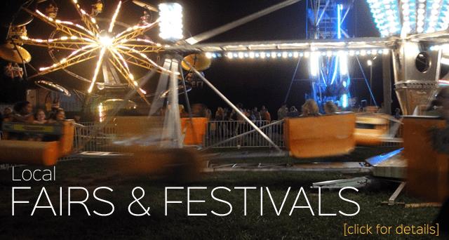 Fairs & Festivals FM95 Flipper