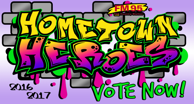 2016-17 Hometown Heroes Flipper Vote Now