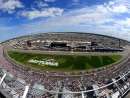 DAYTONA BEACH, FL - FEBRUARY 21: A general view of the speedway during the NASCAR Sprint Cup Series DAYTONA 500 at Daytona International Speedway on February 21, 2016 in Daytona Beach, Florida.  (Photo by Chris Trotman/NASCAR via Getty Images)