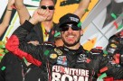 Truex wins 1st race of the Chase