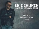 Eric Church at iWireless Center