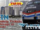 Amtrak Flipper