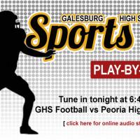 102116 GHSSportsFootball Flipper Peoria High Tonight