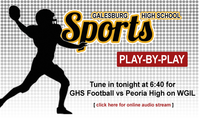 102116 GHSSportsFootball Flipper Peoria High Tonight