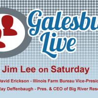 Galesburg Live GuestFlipper Jim Lee Jan21