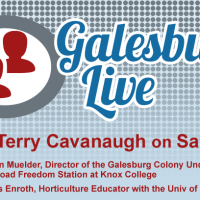 Galesburg Live GuestFlipper Terry Feb 4