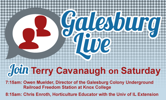 Galesburg Live GuestFlipper Terry Feb 4