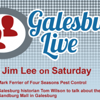 Galesburg Live GuestFlipper Jim Lee Feb 18 Ferrier-Wilson