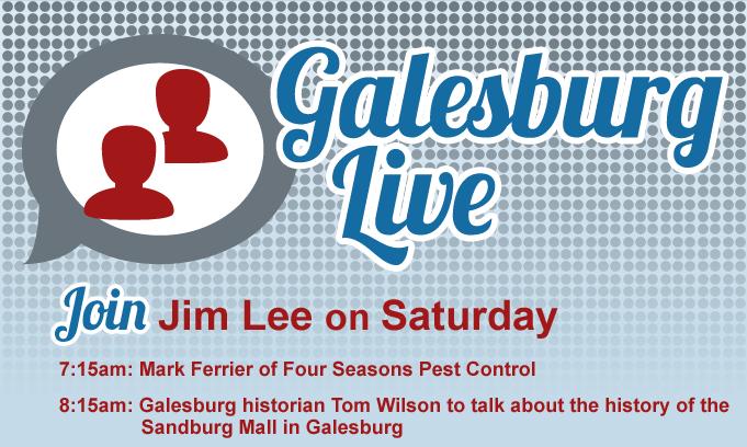 Galesburg Live GuestFlipper Jim Lee Feb 18 Ferrier-Wilson