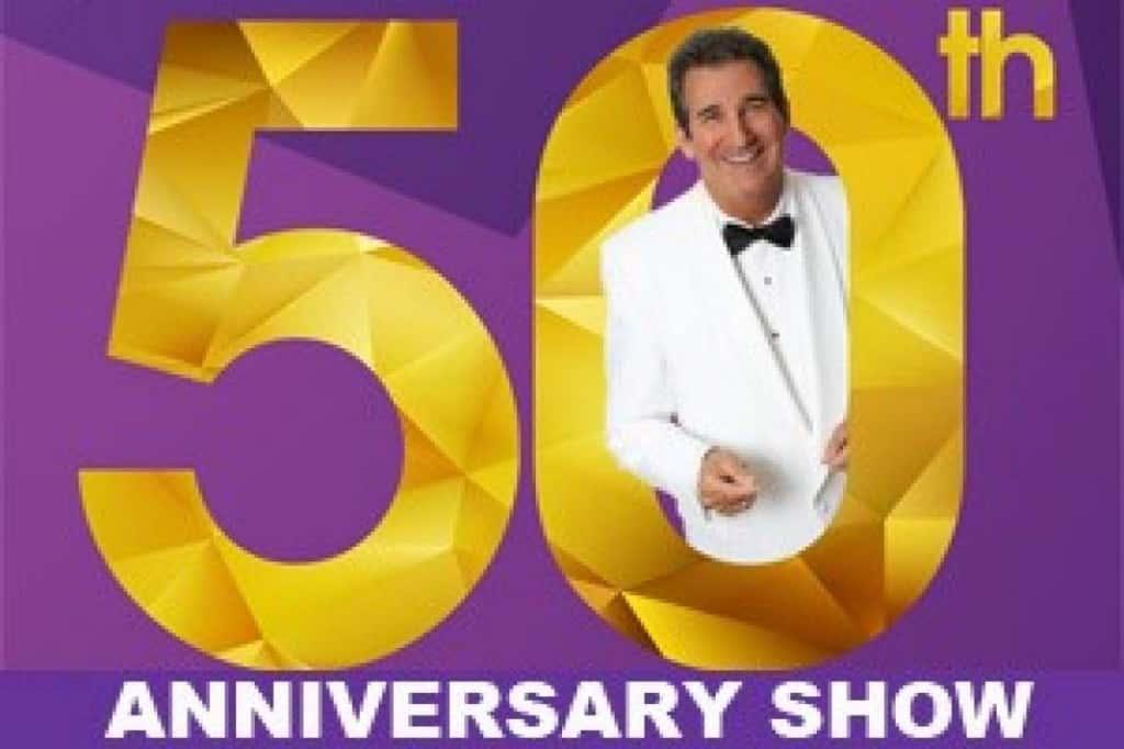 Sammy's 50th Anniversary