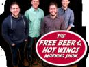 Free Beer Hot Wings Header