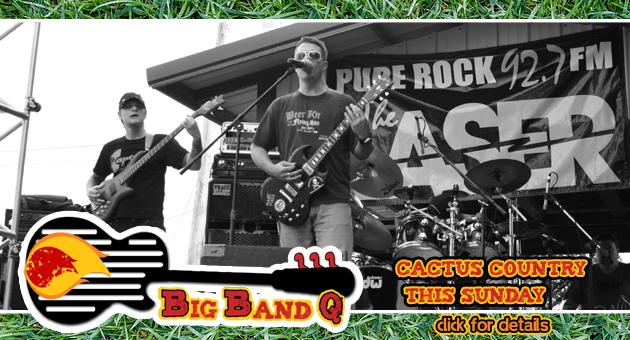 16 Big Band BBQ Flipper Rev This Sunday