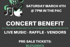 Sigma Society Concert Benefit Approved