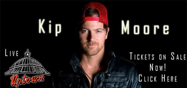 Kip Moore Flipper
