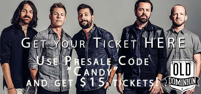 Old Dominion Presale