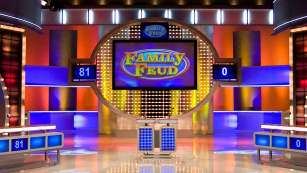 The Funniest Family Feud Clip You Will Ever See That Won't Ever Be On TV[VIDEO]