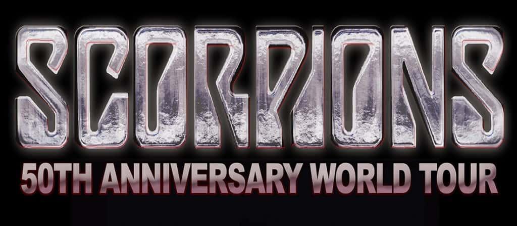 Scorpions 50th Anniversary World Tour!