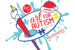 Art for Autism with Aisin