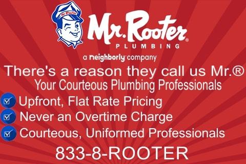 Mr Rooter 560 KLZ
