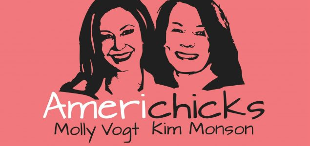 Americhicks Molly Vogt & Kim Monson 560 KLZ Conservative Talk Radio