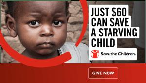 Save the Children KLZ Crawford Broadcasting