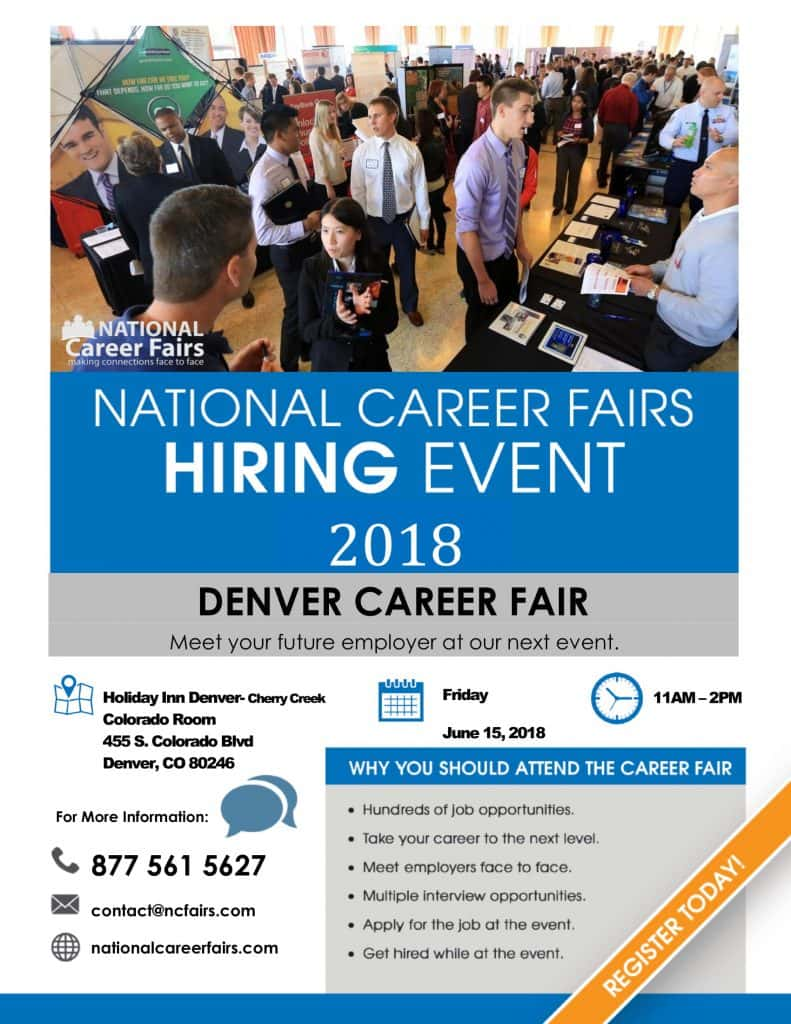 Denver Job Fair 560 KLZ & 1220 KLDC Crawford Broadcasting