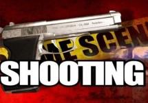 Shooting-Crime Scene