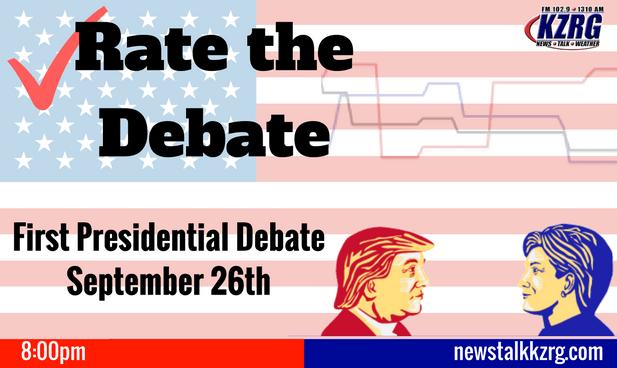Rat the Debate