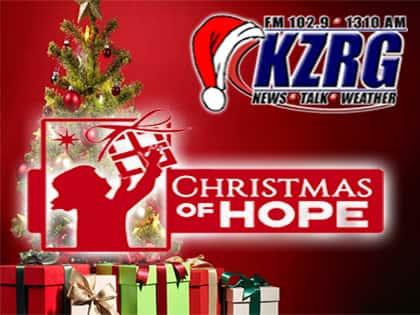 Christmas of Hope flipper